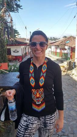 Claire YogaWasi Yoga Teacher Cusco
