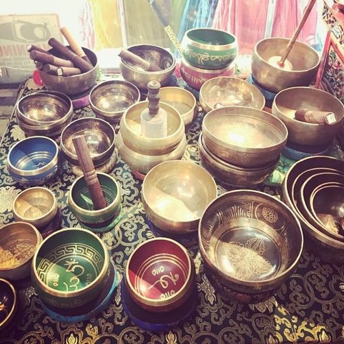 Tibetan Singing Bowls Instagram