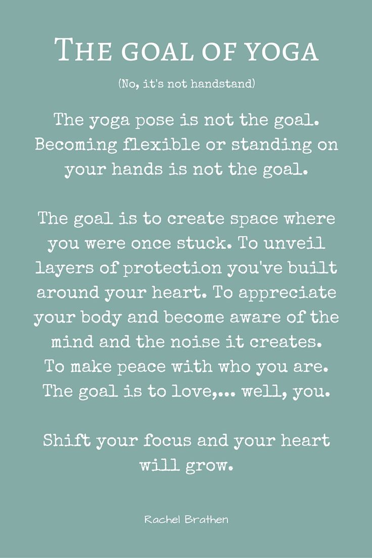 Yoga Love Growth Heart YogaWasi